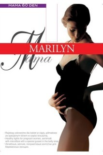 Колготки MISS MARILYN MAMA 60 Den