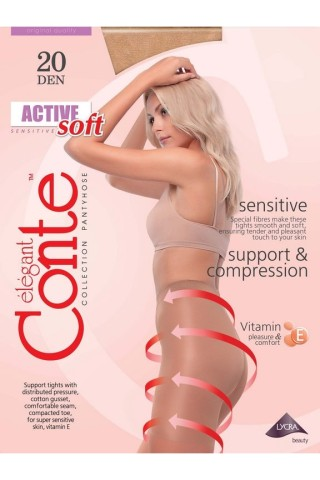 Колготки Conte Active soft 20 Den