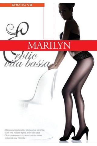 Колготки MISS MARILYN EROTIC VITA BASSA 30 Den